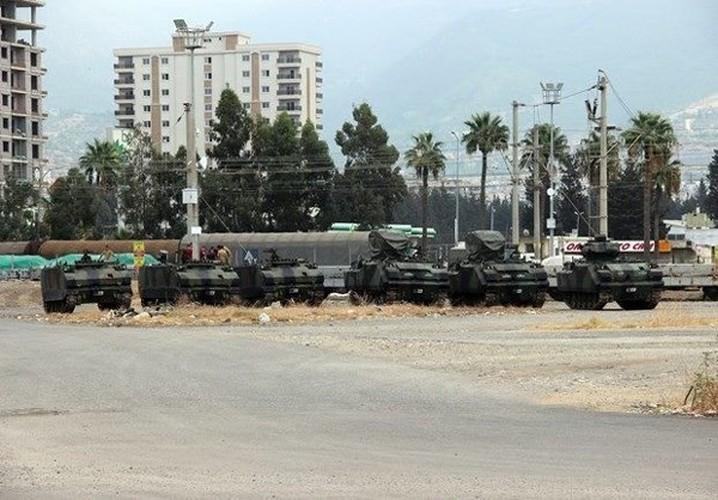 Anh: Tho Nhi Ky tap trung binh luc sat bien gioi voi Syria-Hinh-4