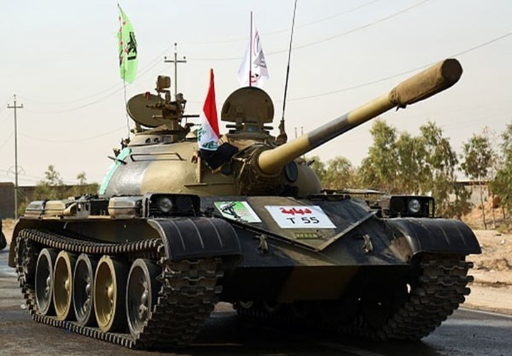 Anh: Dan quan Iraq dieu binh pho truong suc manh-Hinh-12