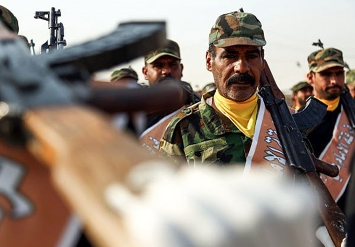Anh: Dan quan Iraq dieu binh pho truong suc manh-Hinh-8