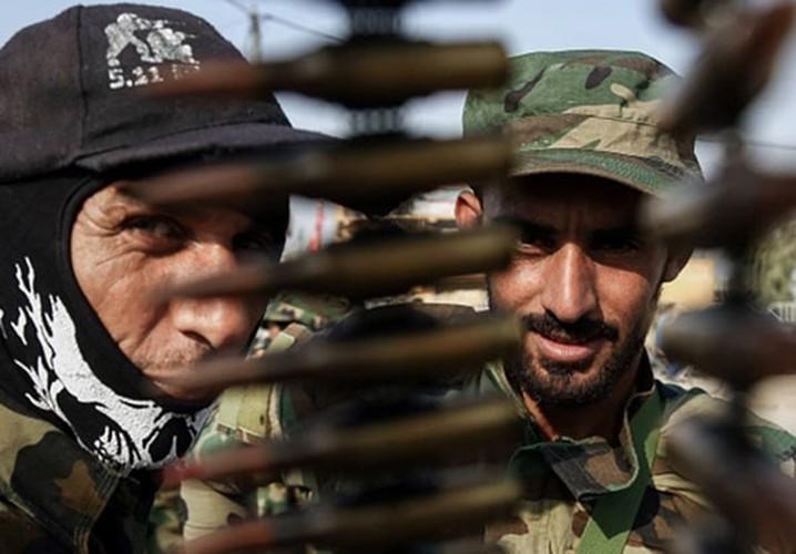 Anh: Dan quan Iraq dieu binh pho truong suc manh-Hinh-9