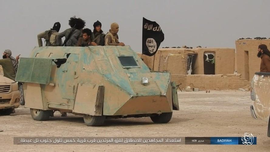 Anh: Khung bo IS tan cong du doi quan doi Iraq-Hinh-12