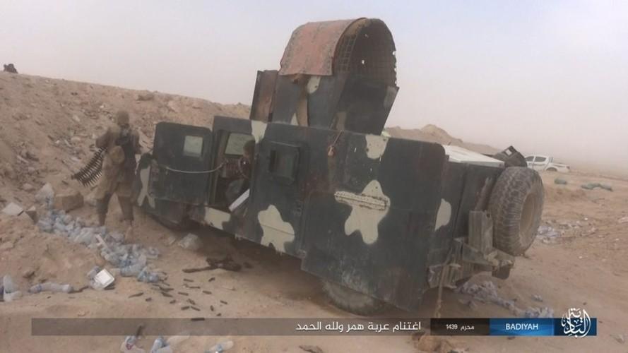 Anh: Khung bo IS tan cong du doi quan doi Iraq-Hinh-14