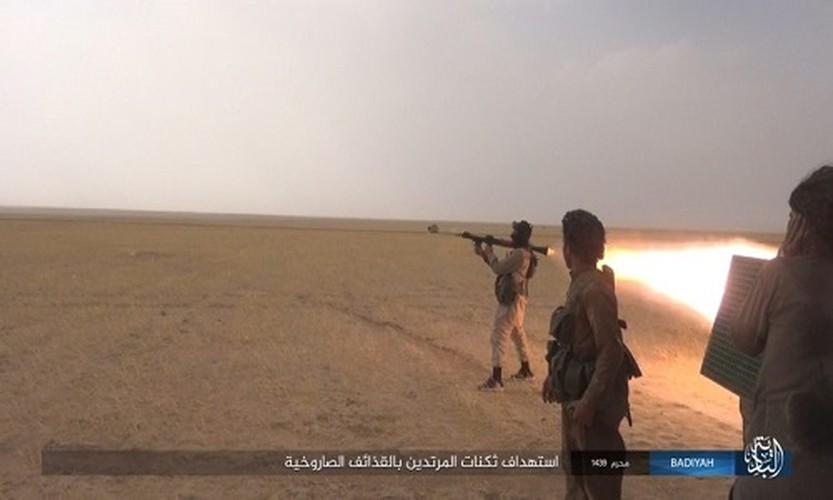 Anh: Khung bo IS tan cong du doi quan doi Iraq-Hinh-5