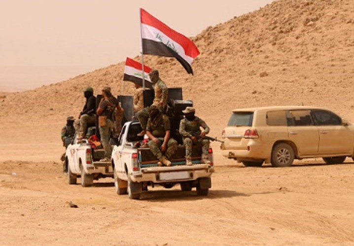 Anh: Iraq giai phong vung trong yeu gan bien gioi voi Syria-Hinh-3