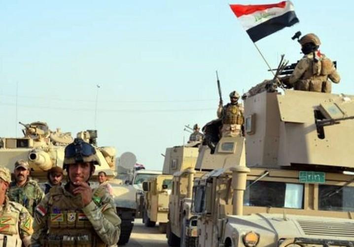 Anh: Iraq giai phong vung trong yeu gan bien gioi voi Syria-Hinh-7