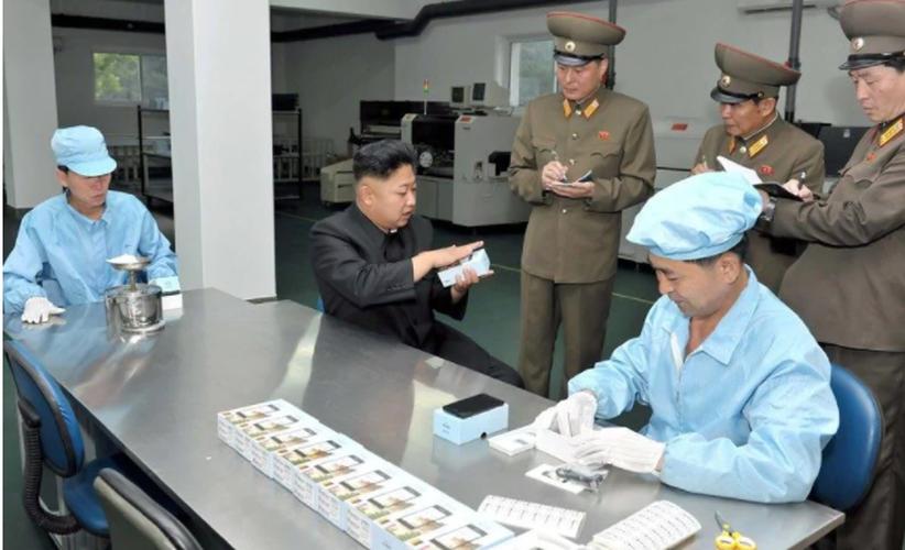 """Anh """"doc"""" ve nha lanh dao Trieu Tien Kim Jong-un (3)-Hinh-12"""