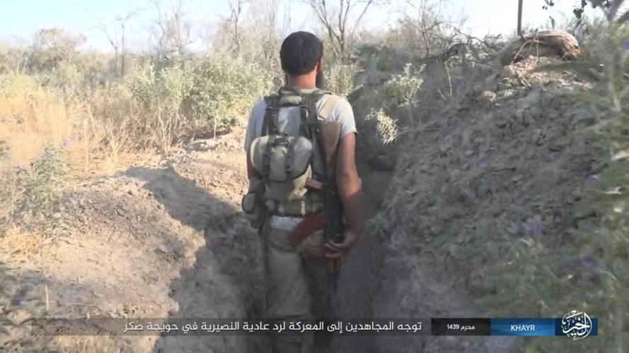 Anh: Phien quan IS chong tra du doi tren dao Sakr chien luoc-Hinh-2