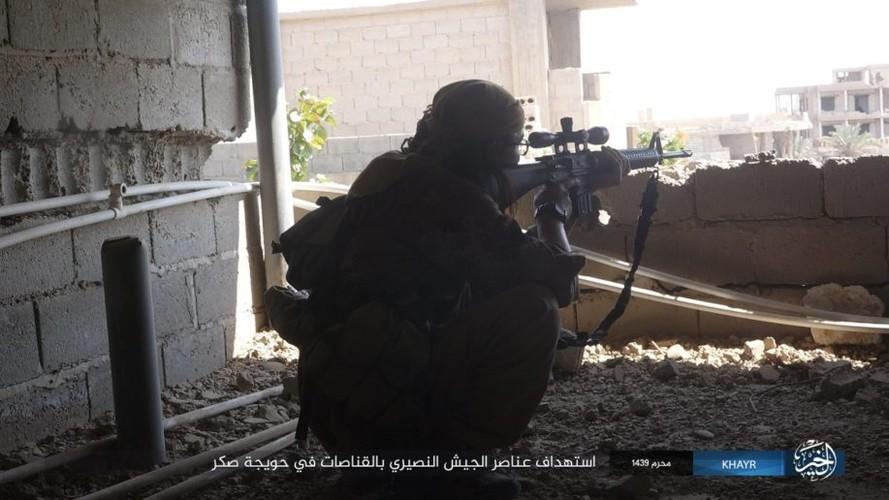 Anh: Phien quan IS chong tra du doi tren dao Sakr chien luoc-Hinh-4