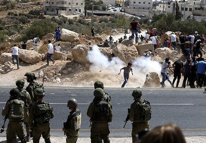 Dung do du doi Israel-Palestine qua anh moi nhat