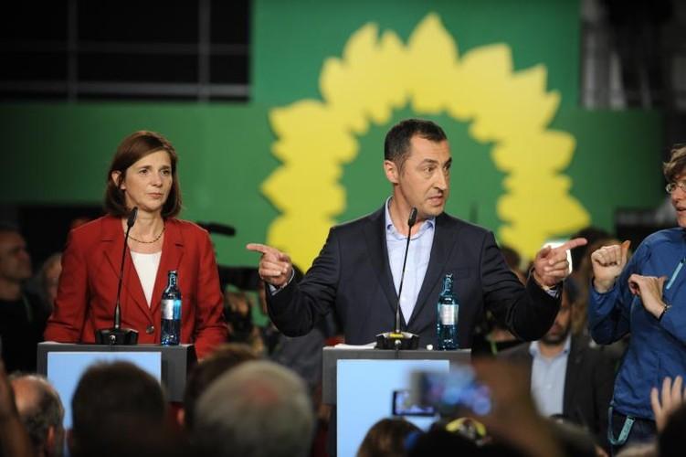 Anh: Thu tuong Merkel thang loi dang cay trong bau cu Duc-Hinh-9