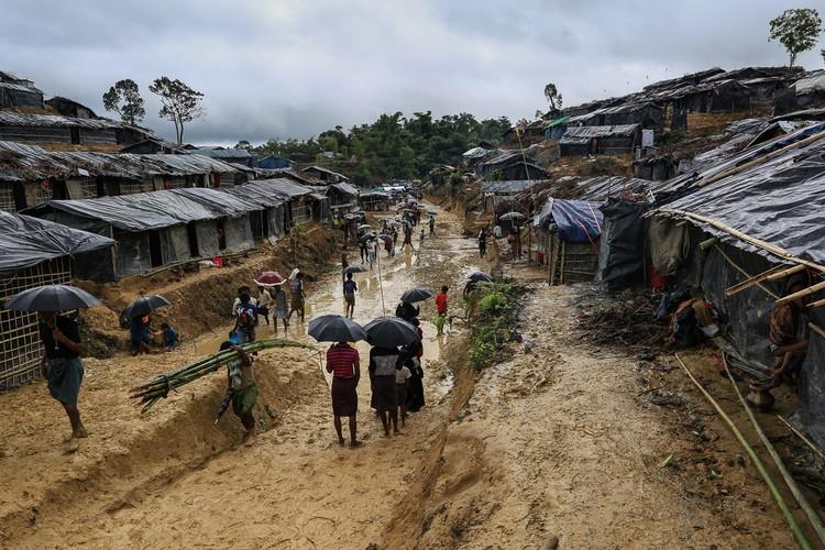 Khon kho cuoc song cua nguoi ti nan Rohingya o Bangladesh-Hinh-10