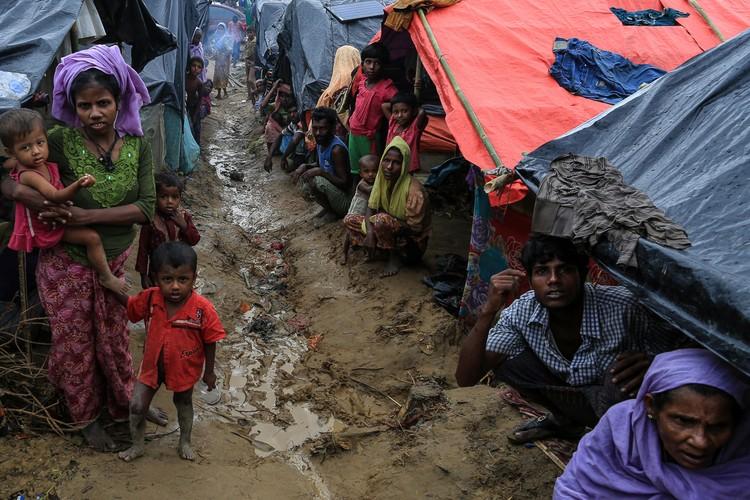 Khon kho cuoc song cua nguoi ti nan Rohingya o Bangladesh-Hinh-11