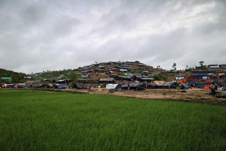Khon kho cuoc song cua nguoi ti nan Rohingya o Bangladesh-Hinh-12