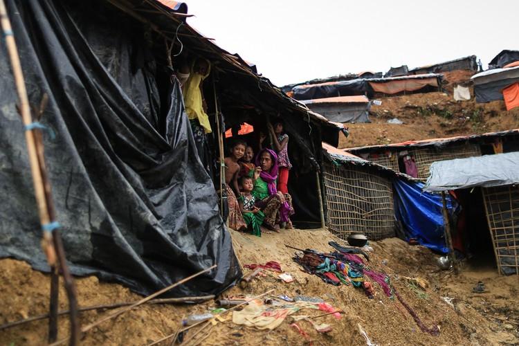 Khon kho cuoc song cua nguoi ti nan Rohingya o Bangladesh-Hinh-3