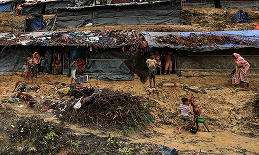 Khon kho cuoc song cua nguoi ti nan Rohingya o Bangladesh-Hinh-4