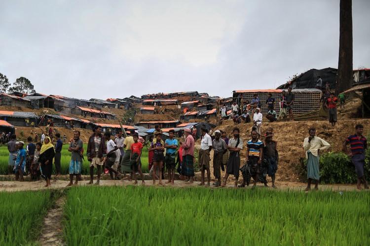 Khon kho cuoc song cua nguoi ti nan Rohingya o Bangladesh-Hinh-5