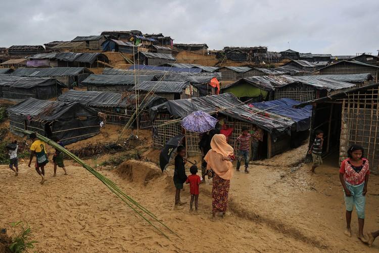 Khon kho cuoc song cua nguoi ti nan Rohingya o Bangladesh-Hinh-7
