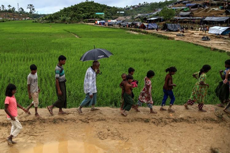 Khon kho cuoc song cua nguoi ti nan Rohingya o Bangladesh-Hinh-9