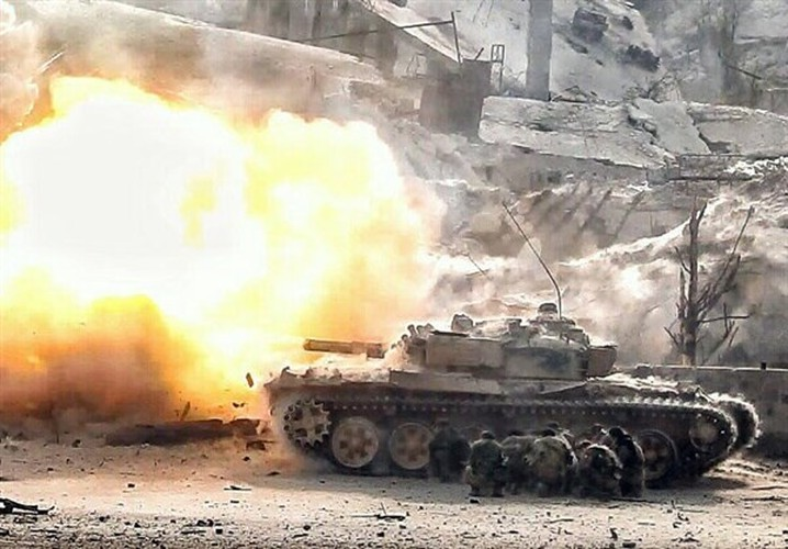 Anh: Quan doi Syria lai thang lon o Dong Damascus-Hinh-3