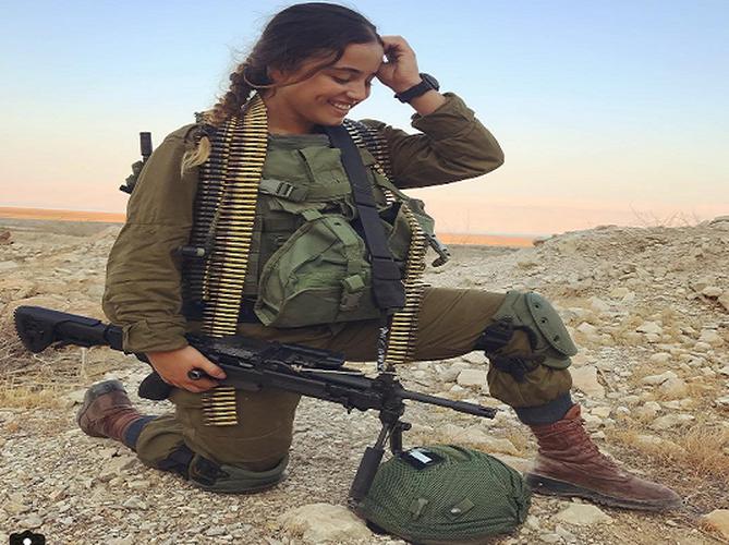 Ngan ngo nhan sac nhung nu quan nhan Israel xinh dep-Hinh-13