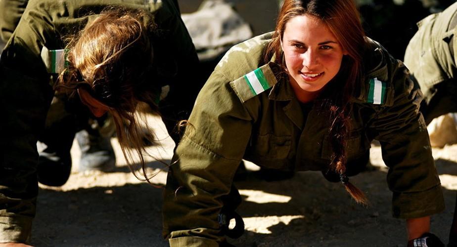 Ngan ngo nhan sac nhung nu quan nhan Israel xinh dep-Hinh-3