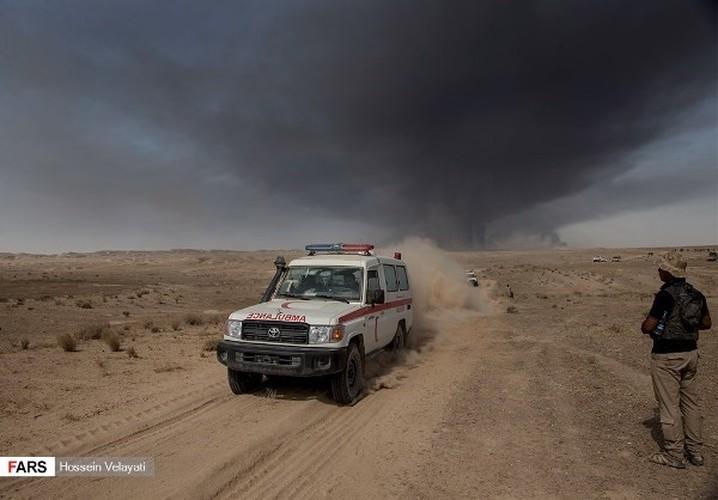 Anh: Mot ngay, quan doi Iraq diet 200 phien quan IS o Hawija-Hinh-6