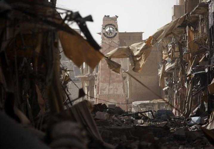 Anh: SDF don suc diet sach phien quan IS o Raqqa-Hinh-14