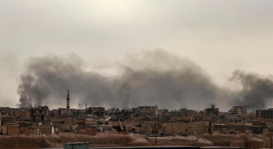 Anh: SDF don suc diet sach phien quan IS o Raqqa-Hinh-2