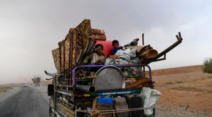 Anh: SDF don suc diet sach phien quan IS o Raqqa-Hinh-7