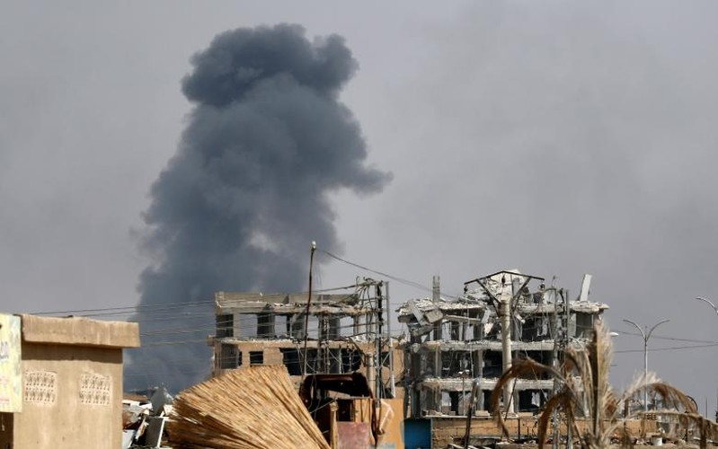 Anh cap nhat chien truong danh IS ac liet o Raqqa-Hinh-13