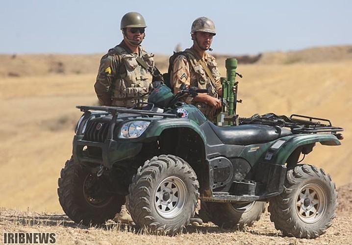 Anh: Iraq-Iran ram ro tap tran quan su chung-Hinh-10