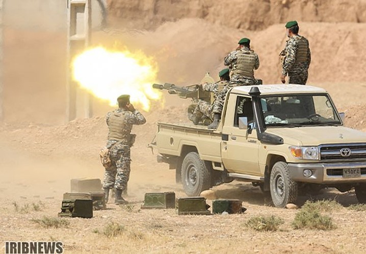 Anh: Iraq-Iran ram ro tap tran quan su chung-Hinh-12