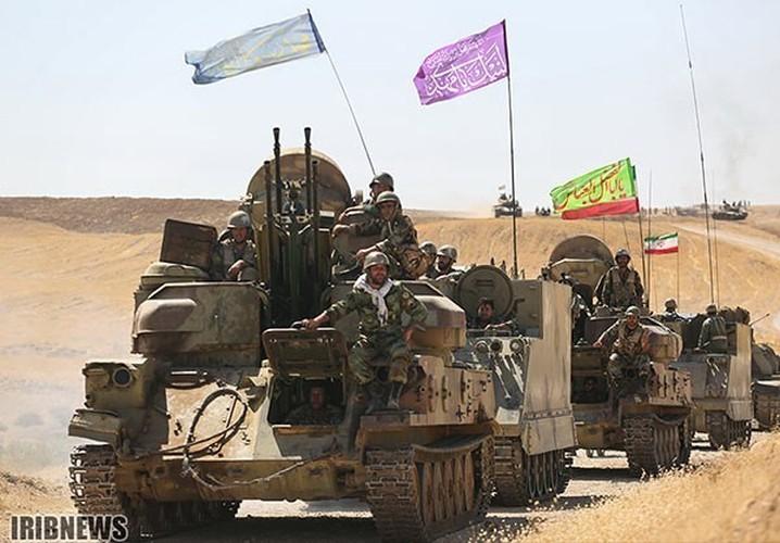 Anh: Iraq-Iran ram ro tap tran quan su chung-Hinh-13