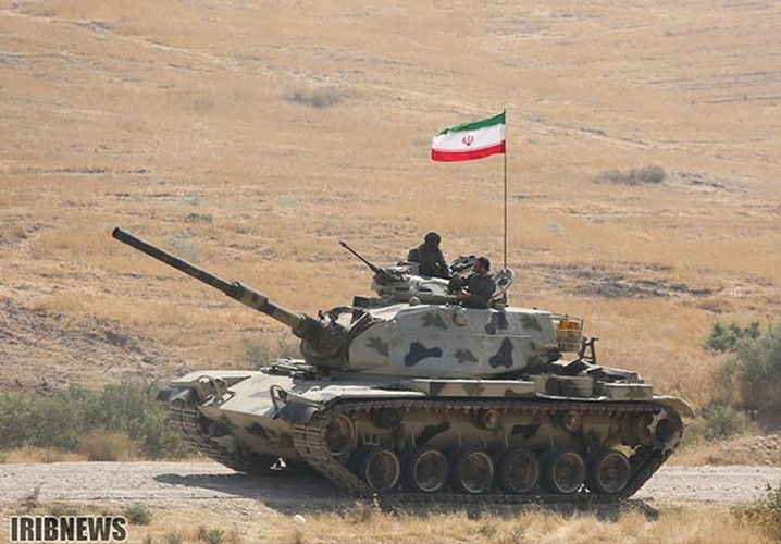 Anh: Iraq-Iran ram ro tap tran quan su chung-Hinh-14