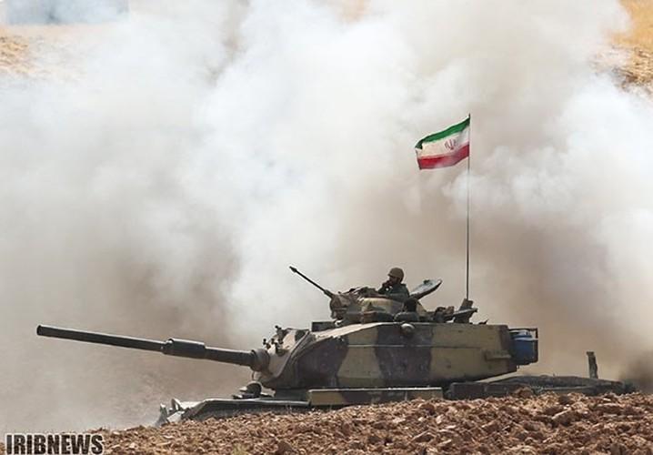 Anh: Iraq-Iran ram ro tap tran quan su chung-Hinh-15