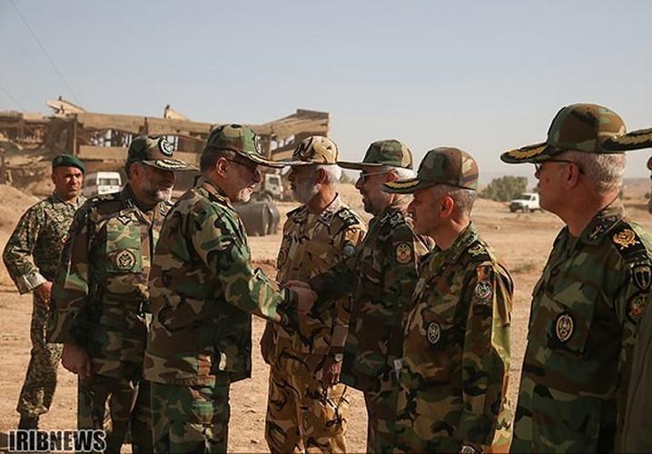 Anh: Iraq-Iran ram ro tap tran quan su chung-Hinh-2