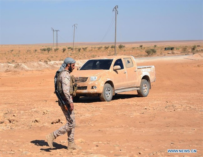 Anh: Quan doi Syria thua thang xoc toi o Dong Hama-Hinh-3
