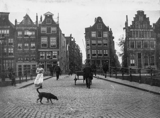 Anh hiem thu do Amsterdam hang tram nam truoc