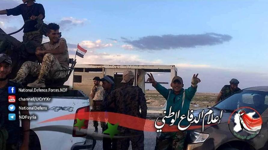Anh: Quan doi Syria tai chiem nhieu khu vuc phia dong Sukhnah-Hinh-8