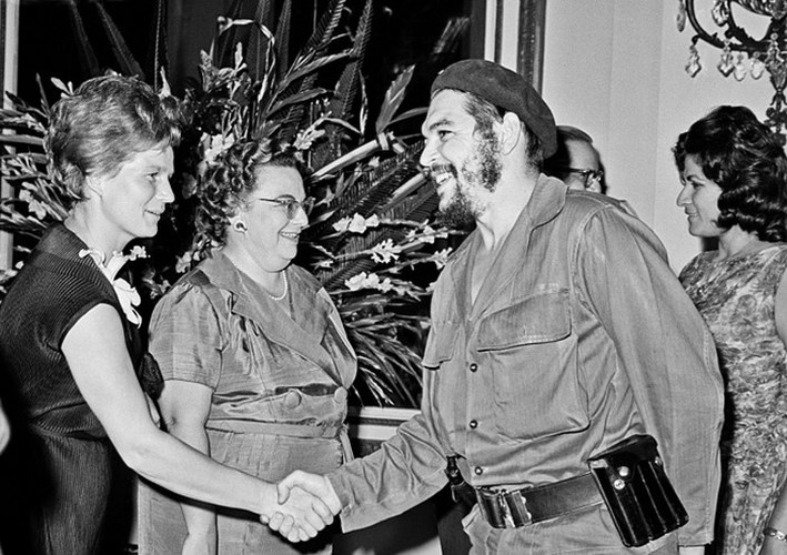 "Hinh anh bat tu ve ""nghe si chien tranh du kich"" Che Guevara-Hinh-10"