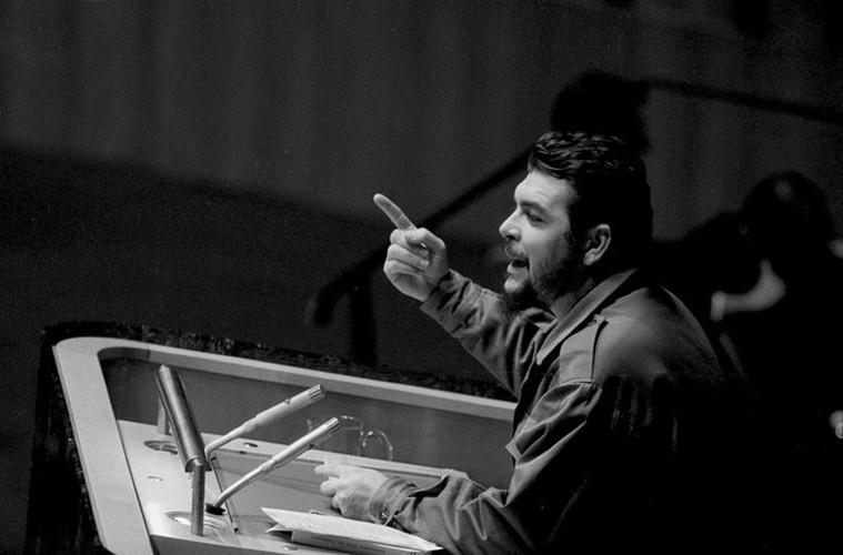 "Hinh anh bat tu ve ""nghe si chien tranh du kich"" Che Guevara-Hinh-11"