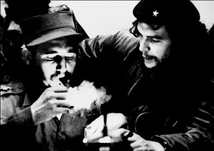 "Hinh anh bat tu ve ""nghe si chien tranh du kich"" Che Guevara-Hinh-13"