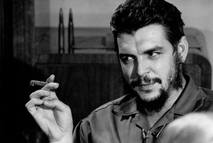 "Hinh anh bat tu ve ""nghe si chien tranh du kich"" Che Guevara-Hinh-14"