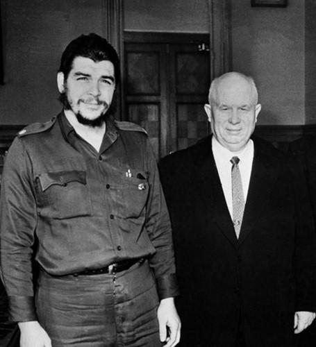 "Hinh anh bat tu ve ""nghe si chien tranh du kich"" Che Guevara-Hinh-6"