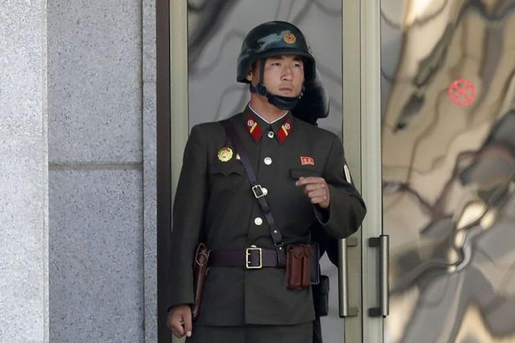 Anh: Khu phi quan su lien Trieu truoc chuyen tham cua ong Trump-Hinh-6