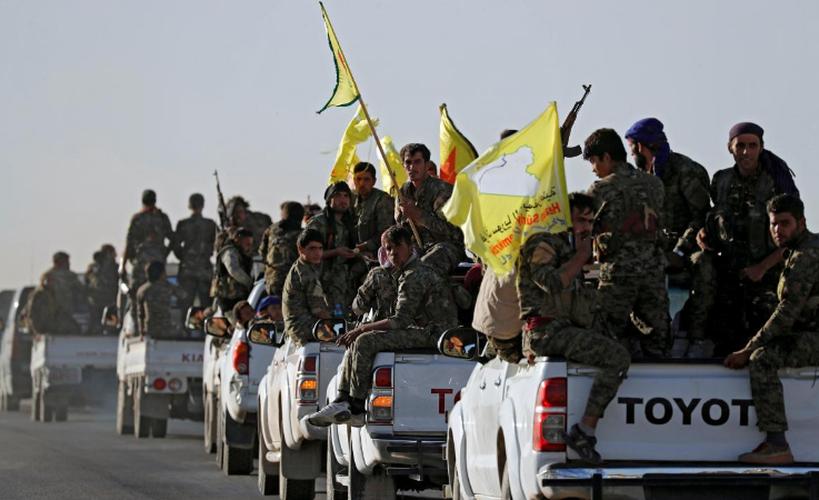 Anh: SDF sap giai phong hoan toan thanh pho Raqqa-Hinh-12