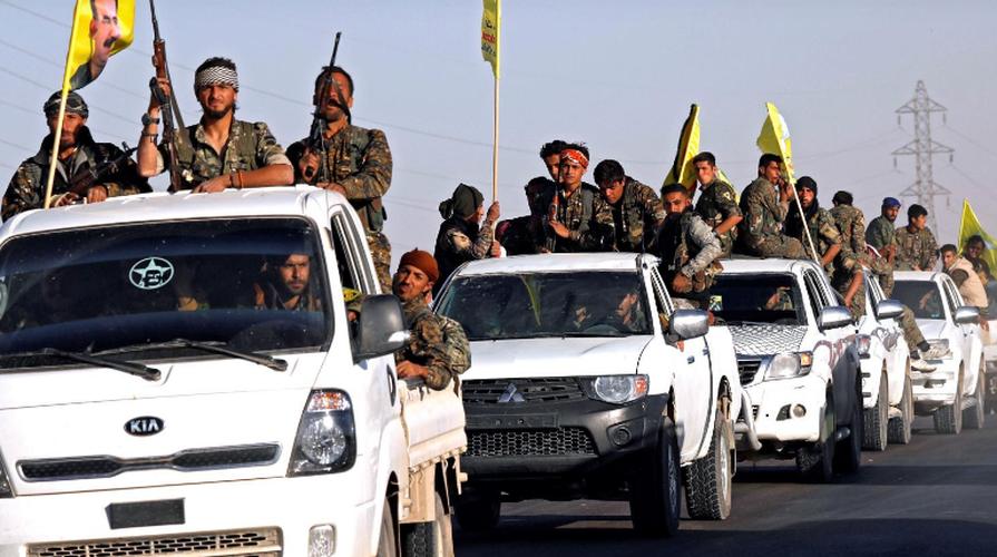 Anh: SDF sap giai phong hoan toan thanh pho Raqqa-Hinh-7
