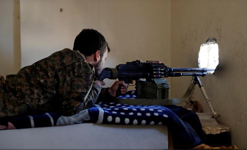 Anh: SDF sap giai phong hoan toan thanh pho Raqqa-Hinh-8