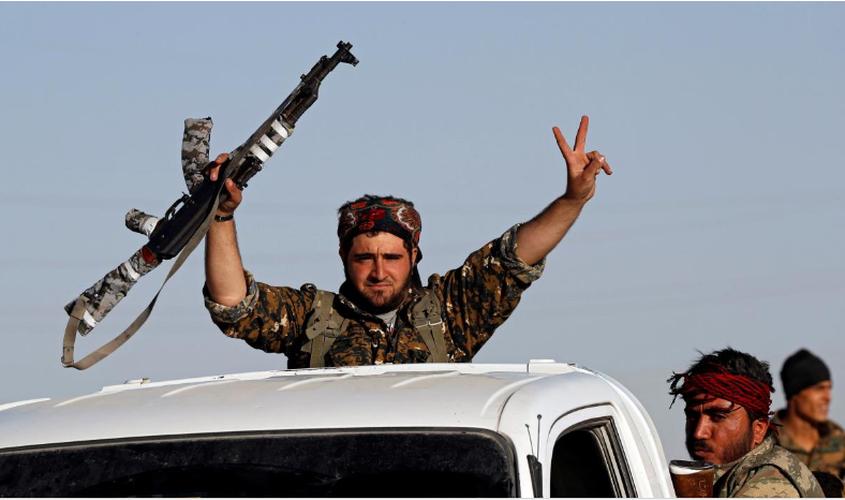 Anh: SDF sap giai phong hoan toan thanh pho Raqqa-Hinh-9