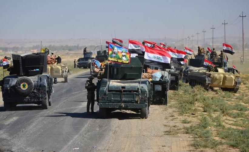 Toan canh quan doi Iraq danh chiem Kirkuk tu tay nguoi Kurd-Hinh-10